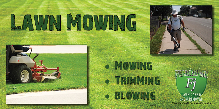 Lawn Mowing Service Minneapolis, MN